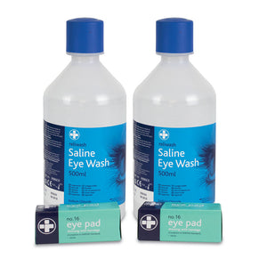 Eye Wash Refill Pack 500 ml