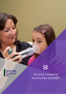 QA Level 2 Award in Activity First Aid (RQF)