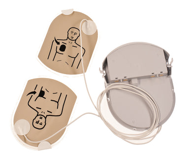 HeartSine Adult Defibrillation Pad-Pak Combined Battery and Electrode Cartridge