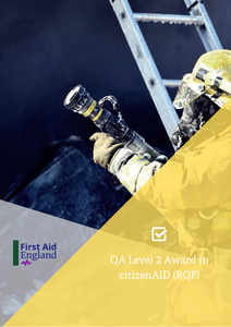 QA Level 2 Award in citizenAID (RQF)