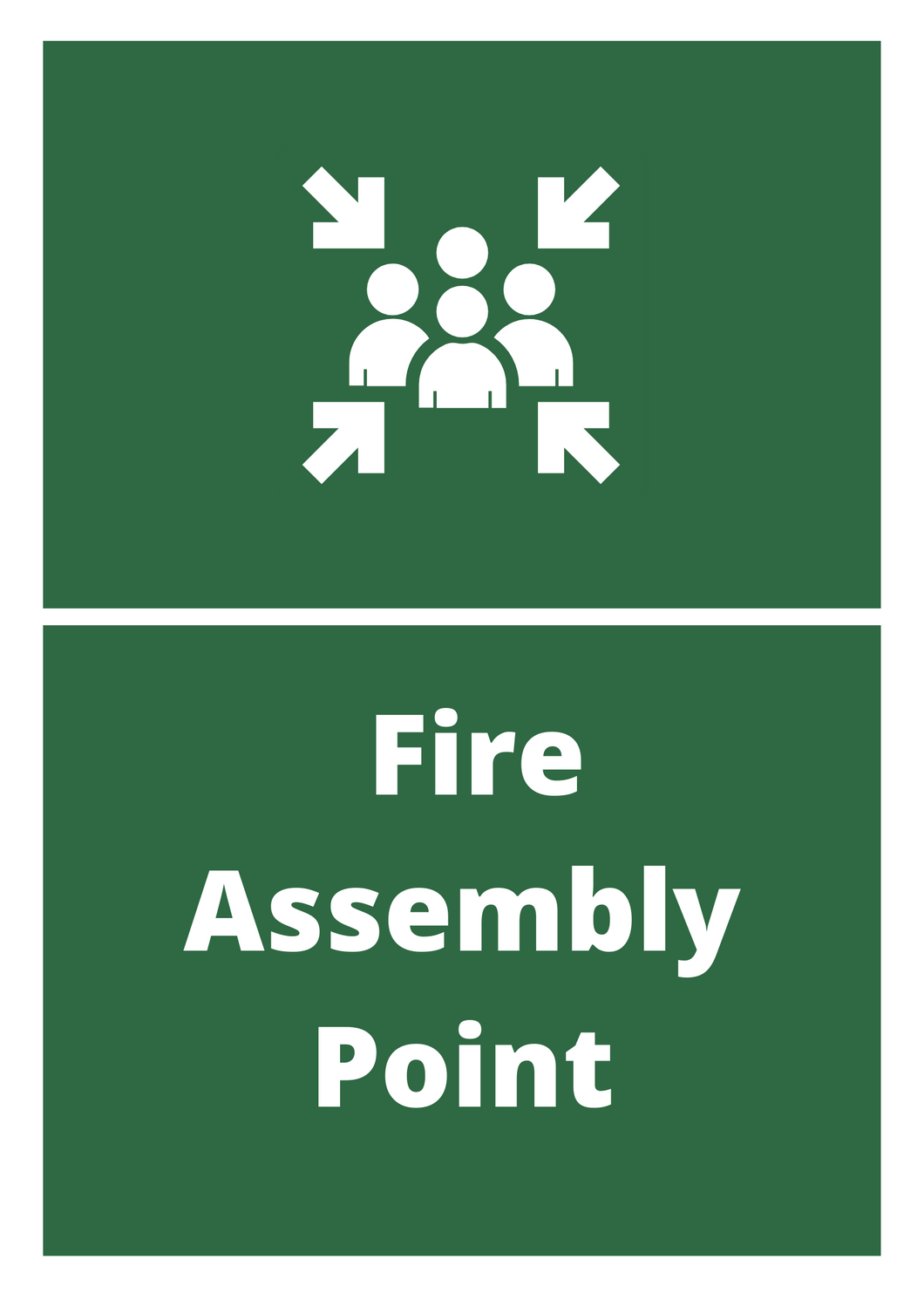Fire Assembly Poster Free Download