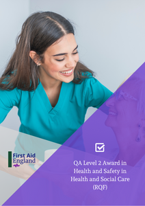 QA Level 2 Award in Health and Safety in Health and Social Care (RQF)