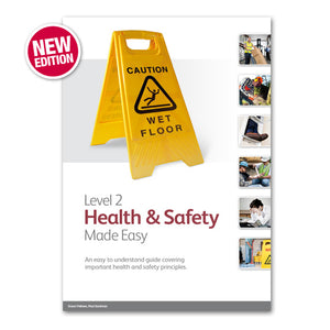 QA Level 2 Award in Health and Safety in the Workplace (RQF)