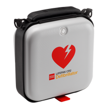 Load image into Gallery viewer, Lifepak CR2 USB Defibrillator Unit - Fully Automatic With Wifi and Carry Case