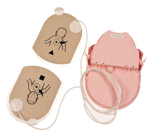 HeartSine Paediatric Defibrillation Pad-Pak Combined Battery and Electrode Cartridge