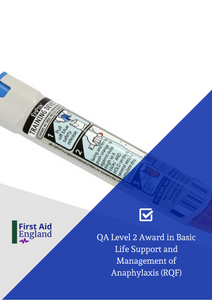 QA Level 2 Award in Basic Life Support and Management of Anaphylaxis (RQF)