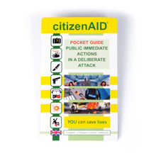 Load image into Gallery viewer, QA Level 2 Award in citizenAID (RQF)