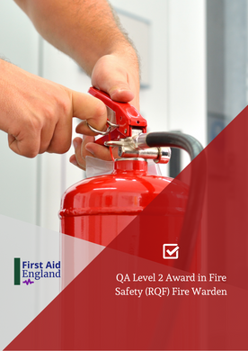 QA Level 2 Award Fire Warden (RQF)