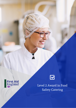 Load image into Gallery viewer, Level 2 Award in Food Safety in Catering (RQF)