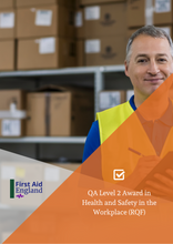 Load image into Gallery viewer, QA Level 2 Award in Health and Safety in the Workplace (RQF)