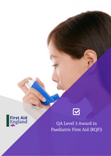 Load image into Gallery viewer, QA Level 3 Award in Paediatric First Aid (RQF)