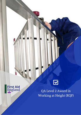 QA Level 2 Award in Working at Height (RQF)