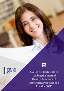 QA Level 4 Certificate in Leading the Internal Quality Assurance of Assessment Processes and Practice (RQF)