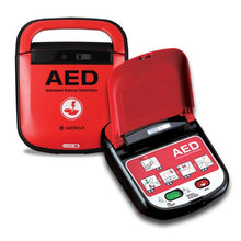Load image into Gallery viewer, Mediana HeartOn AED A15 Semi Automatic Defibrillator