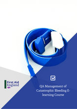 Load image into Gallery viewer, QA Management of Catastrophic Bleeding E-learning Course