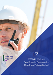 NEBOSH National Certificate in Construction Health and Safety E-learning Course