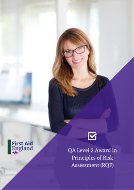 QA Level 2 Award in Risk Assessment (RQF)