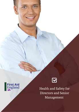 New! Health and Safety for Directors and Senior Managers