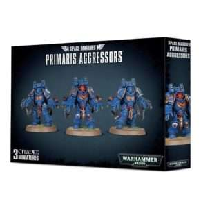 Space Marines - Primaris Aggressors