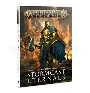 Stormcast Eternals Battletome 2nd Edition