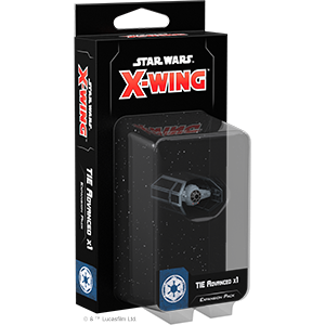 Star Wars X-Wing 2nd Ed TIE Advanced x1