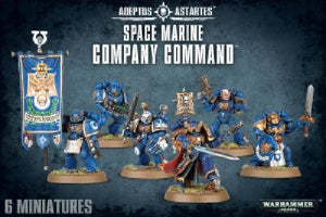 Space Marines - Company Command