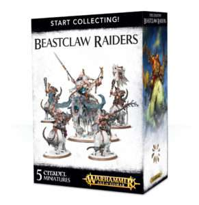 Beastclaw Raiders Start Collecting Set