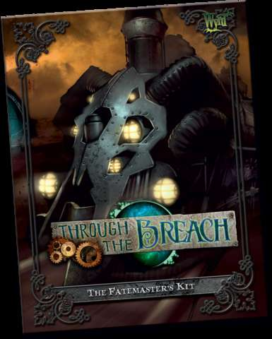 Through The Breach - The Fatemasters Kit