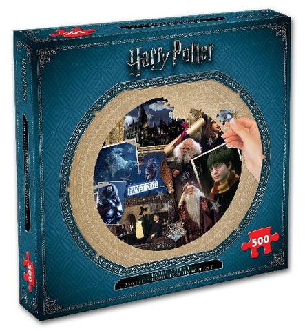 Harry Potter - Philosophers Stone 500 Piece Puzzle