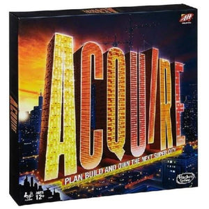 Acquire 2nd Edition Game