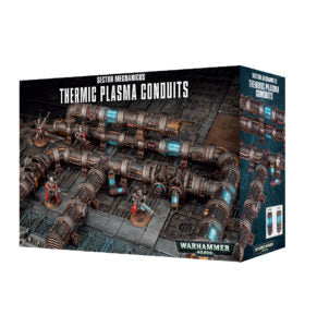 Warhammer 40k - Thermic Plasma Conduits