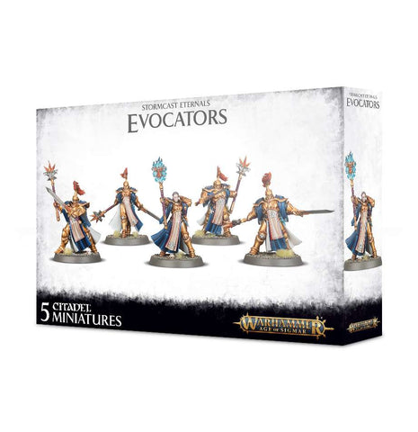 Stormcast Eternals Evocators