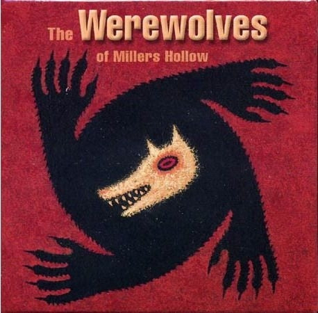 Werewolves of Millers Hollow Game