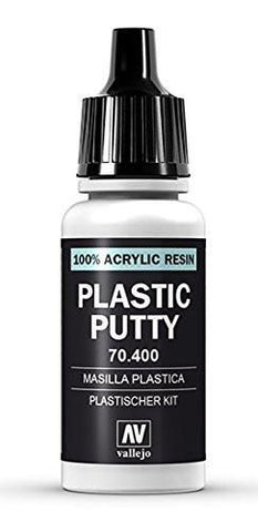 Vallejo - 400 Plastic Putty 17ml