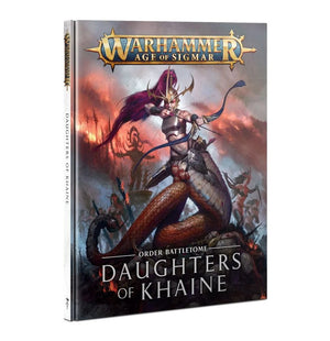 Daughters of Khaine Battletome 2021