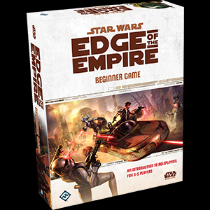 Star Wars Edge Of The Empire RPG Beginner Game