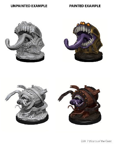 D&D Miniatures Mimics