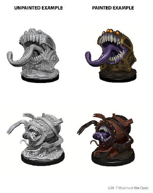 D&D - Unpainted Miniatures Mimics
