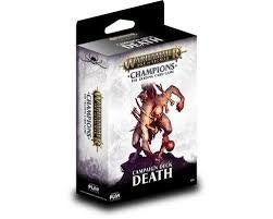 Warhammer AoS Champions TCG Campaign Deck Death