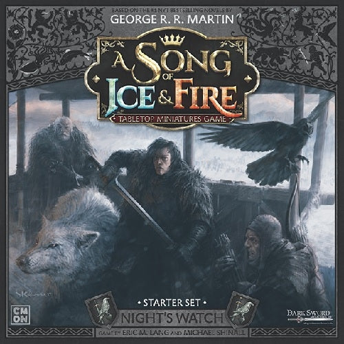 A Song of Ice and Fire Nights Watch Starter Set