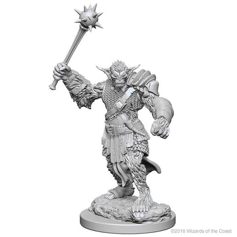 Image of D&D - Unpainted Miniatures Bugbears