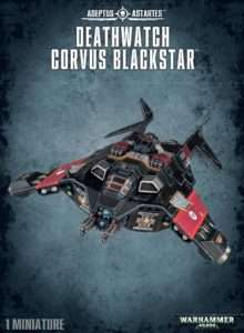 Deathwatch - Corvus Blackstar