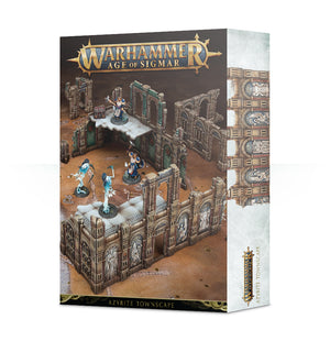 Warhammer Age of Sigmar Azyrite Townscape