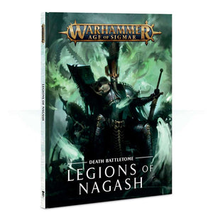 Legions of Nagash Battletome