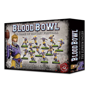 Blood Bowl - Elfheim Eagles Blood Bowl Team