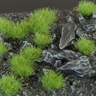 Gamers Grass Green 4mm Tufts Wild