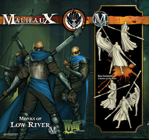 Malifaux Outcasts - Monks Of Low River