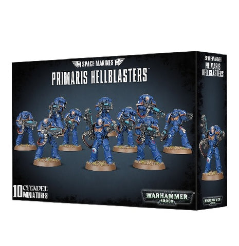Space Marines - Primaris Hellblasters