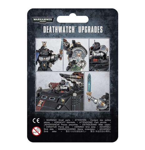 Deathwatch - Upgrade Sprue