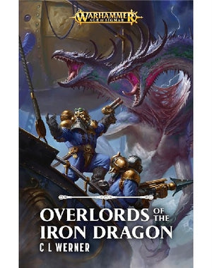 Overlords of the Iron Dragon